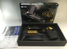 NEW Tokyo Marui No.1 Hi Capa 5.1 Gold Match Gas Blow Back Gun Airsoft Gun Japan