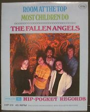 "THE FALLEN ANGELS Hip-Pocket Records ""Room at The Top"" MINT Sealed in Envelope"