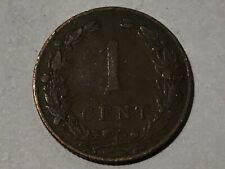1/2 //1 // 2,1/2 //5 Cent Niederlande 1877 -1941