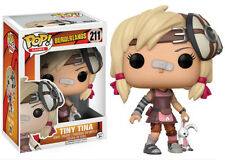 Pop! Games: Borderlands - Tiny Tina FUNKO #211