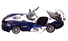 Edmonton Oilers Dodge Viper GT2 1:18 Scale Top Dog NHL Die Cast Model Auto