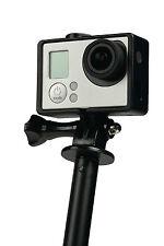 CAMLINK GO-PRO compatibile + azione MACCHINA FOTOGRAFICA SMARTPHONE SELFIE STICK CL-MPMOB 10