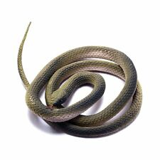 Snake Rubber Toys for Adults and Kids Lifelike Scary Gift Funny Prank Joke Props