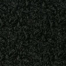 Fat Quarter Fairy Frost Diamond Black Glitz 100% Cotton Quilting Fabric