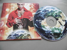 PRINCE PLANET EARTH DAILY MAIL PROMO CD ALBUM CARD SLEEVE 2007 NPG