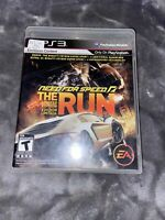 Need for Speed The Run Limited Edition - Playstation 3 - Complete & Tested - PS3