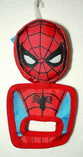 Marvel Comics Amazing Spider-Man Dog Pull & Play Squeaky Oxford Toy New