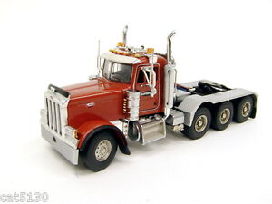 "Peterbilt 379 Truck Tractor - ""SUPERIOR INDUSTRIES"" - 1/50 - WSI #32-1001"