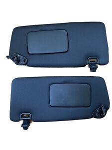 2004 - 2009 Subaru Legacy / Outback JDM Black Sun Visor Tuned By STI