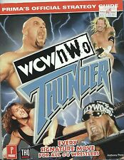 Strategy Guide WCW NWO THUNDER Prima Games