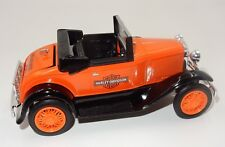LIBERTY CLASSICS HARLEY DAVIDSON 1929 MODEL A ROADSTER COIN BANK 1:25 DIE-CAST