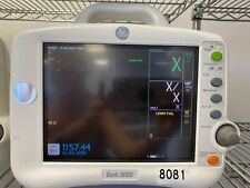 Ge Dash 3000 Portable Patient Monitor Withprinter 8081