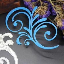 European Style Flower Cutting Dies DIY Scrapbooking Embossing Card Paper Craft