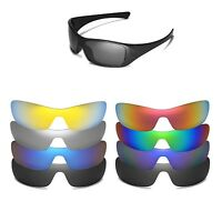 Walleva Replacement Lenses for Oakley Antix - Multiple Options