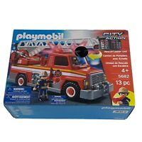 PLAYMOBIL City Action Rescue Ladder Unit 5682 NEW