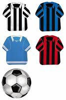 Boys Football Party Disposable Tableware Plates Cups Napkins Kids Birthday