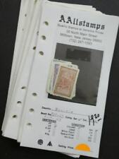 EDW1949SELL : BOLIVIA Mint & Used collection on pages with many Better. Cat $397