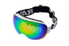 Ravs Unisexe Lunettes de Ski et Snowboard Protectrices Pour Tous Temps Rahmenlos