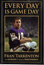 2009 Every Day is Game Day by Fran Tarkenton with Jim Bruton