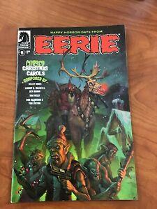Eerie #6 Dark Horse Comics 2014 VF
