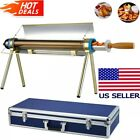 Portable Solar Power Cooker Oven W/Case 3.3lb Large Capacity Fuel Free Stove BBQ
