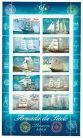 Bloc Feuillet 1999 N°25 Timbres France - Collection Jeunesse - Armada du Siècle
