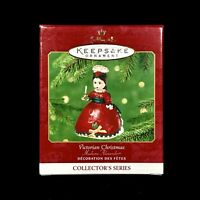 Hallmark Keepsake Victorian Christmas Madame Alexander Christmas Ornament 2001