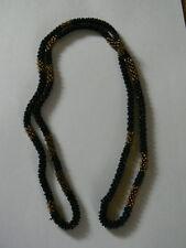 Strand/String Plastic Beaded Costume Necklaces & Pendants