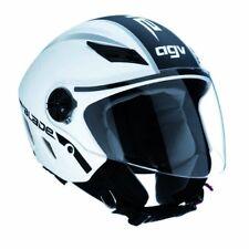 CASCO AGV BLADE LOGO BIANCO Tg. L MOTORCYCLE HELMET HELM CASCQUE AGV