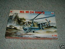 Esci HO 1/72 #9069  MiL-24  Hind D  Helicopter