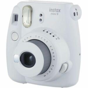 Fujifilm Instax Mini 9, White DOES NOT INCLUDE FILM