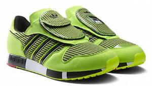 NIB Adidas Originals Micropacer Solar Yellow jungle ink S77305, Size 9