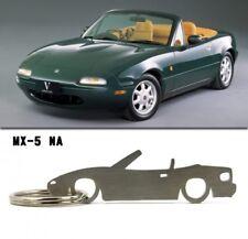 Mazda MX-5 NA Silhoutte Metall Anhänger