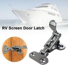 RV Yacht Accessories Stainless Steel Door Buckle Distribution Box Buckle Marine