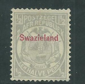 Swaziland Scott # 9 MH Single