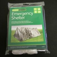 Emergency Shelter Tent Outdoor Ultralight Portable Camping SOS Shelter  ◄IA