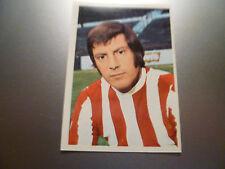FKS 1974/75 Meraviglioso Mondo di Calcio stelle carta ALAN BLOOR Stoke City # 262