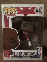 FUNKO POP! NBA CHICAGO BULLS MICHAEL JORDAN #54