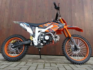 Dirtbike Pocketbike Dirt Pocket Pit Bike Pitbike Cross 125 ccm Enduro 17/14