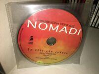 NOMADI LA VITA CHE SEDUCE RARO CD SINGOLO PROMOZIONALE 2000 CGD PR02120