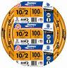 Southwire 28829028 Romex SIMpull Type NM-B 10/2 Copper Wire Cable, Orange, 100'