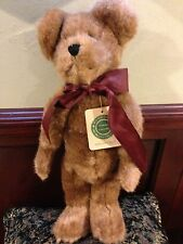"Boyds Bear 17 inch Bear Fully Jointed ""Pendelton J. Bruin "" with Tags"