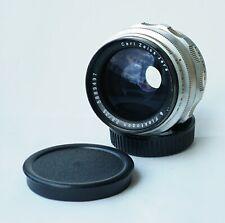 Rare! Early Carl Zeiss Jena FLEKTOGON Silver f/2.8 35mm Lens M42 9-blades