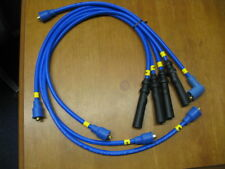 ESCORT MK1,MK2, PINTO, MAGNECOR 80  HT LEAD  SET WITH COIL LEAD, 8mm  BLUE