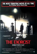 Der Exorzist - The Exorcist: Directors Cut (1973)    US Import Filmplakat Poster