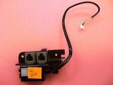Canon Pixma MX892 Printer FAX Modem Jack Inlet Port w/Cable