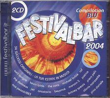 Festivalbar 2004 - AVRIL LAVIGNE RAF ANASTACIA PINO DANIELE BRITNEY SPEARS 2 CD