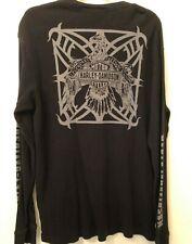 Harley Davidson Thermal Shirt~ Eagle Legendary Freedom Machine~ LS Size XL