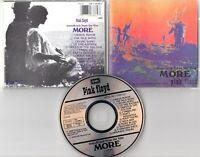 Pink Floyd CD OST Soundtrack MORE © 1987 EMI UK Press # CDP 7 46386 2