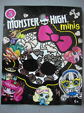 Monster High Mini Blind bags-Série 2 Wave 1-NOUVEAU & Sealed-Ghouls figures